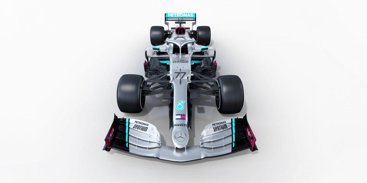 Analiza novog Mercedesa W11 EQ