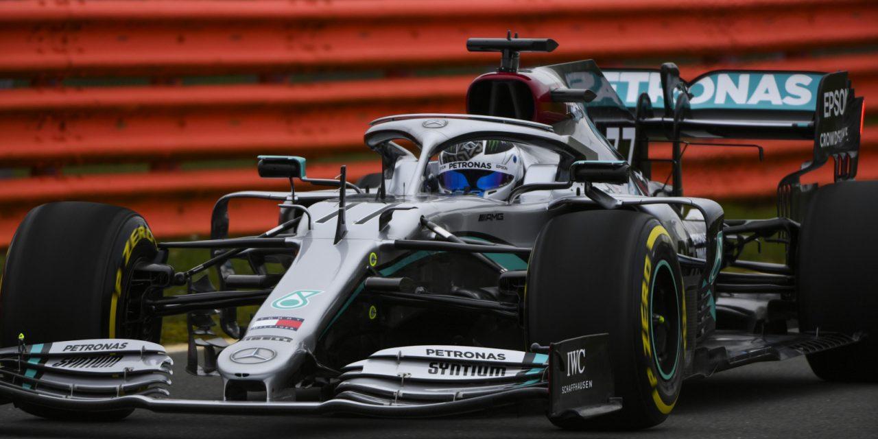 Mercedes W11 debitirao na stazi