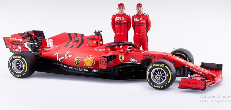 Ferrari objavio raspored vozača za testiranja u Barceloni