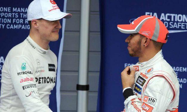Schumacher je imao veću konkurenciju nego Hamilton-Briatore