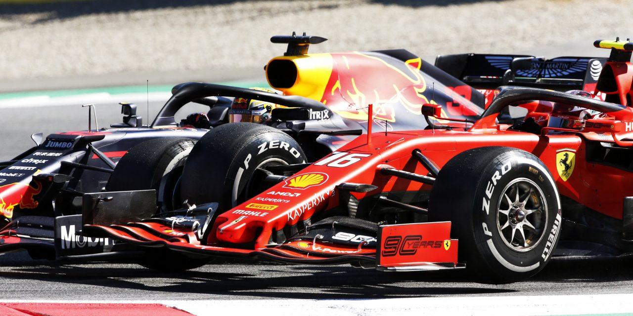 Leclerc: Austrija 2019. je bila 'prekretnica' za 'agresivniji' stil vožnje