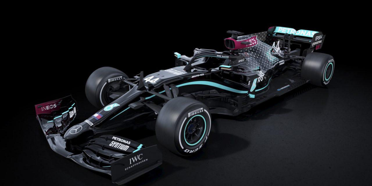 Mercedes će se ove sezone utrkivati u novim bojama bolida