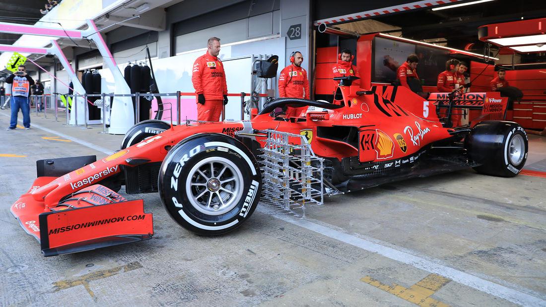 Ferrari mijenja filozofiju aerodinamike: 'Novi' SF1000 od Mađarske