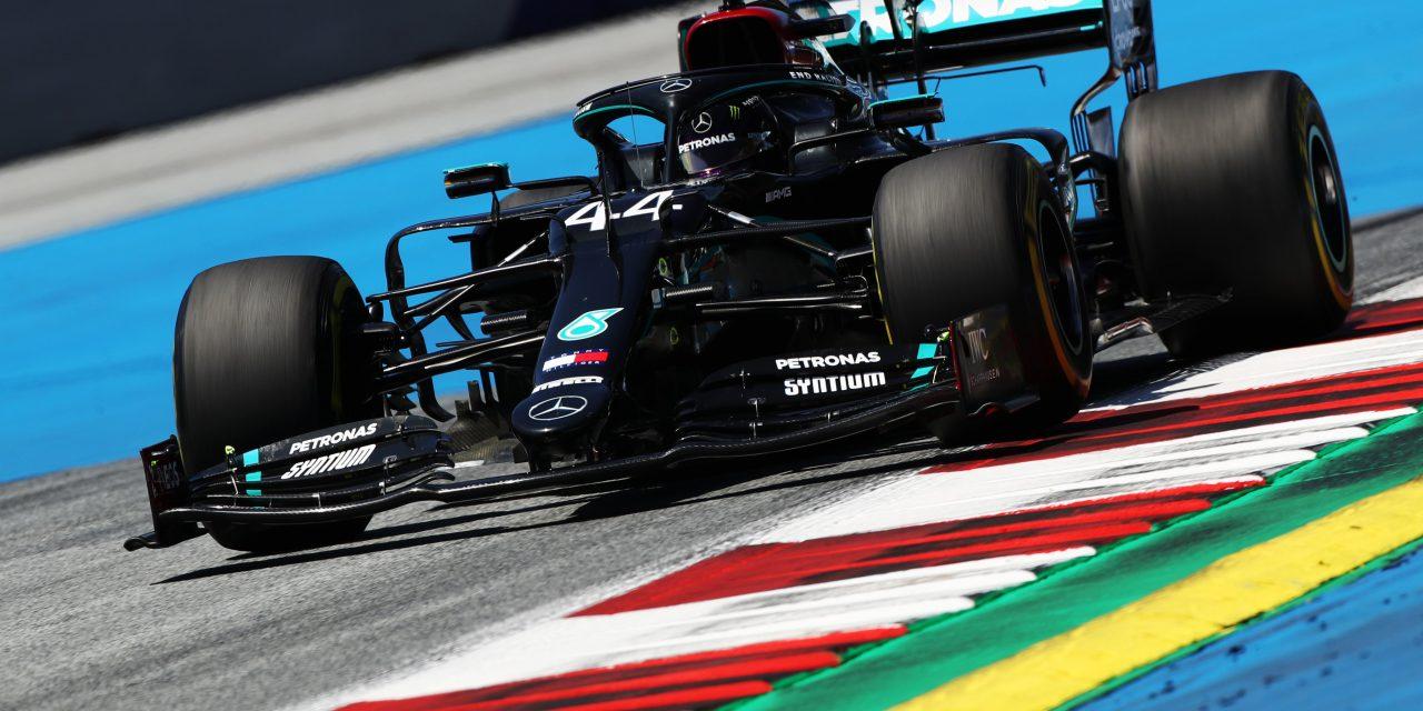 Hamilton se nada suhom vremenu sutra kako bi izbjegao start sa 6. mjesta
