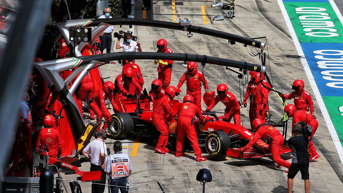 Ferrari razmišlja o organizacijskim promjenama nakon užasnog starta sezone