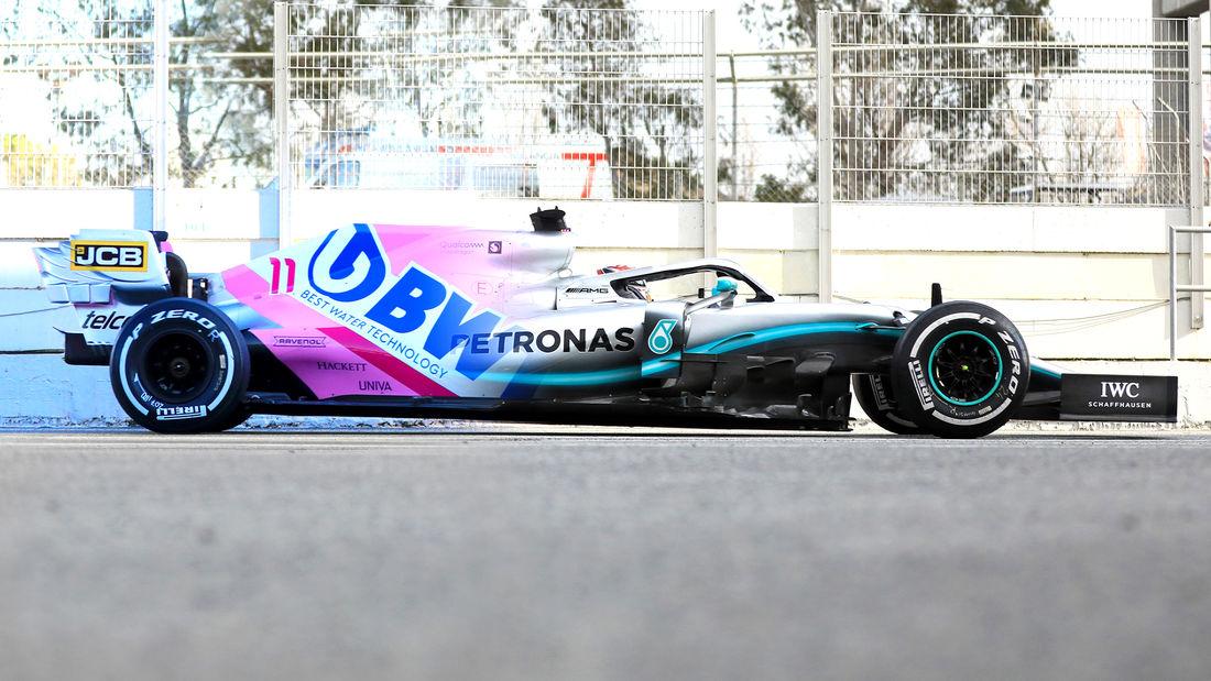 Brown: Većina ekipa želi da FIA zabrani kopiranja u stilu 'Copy Pointa'