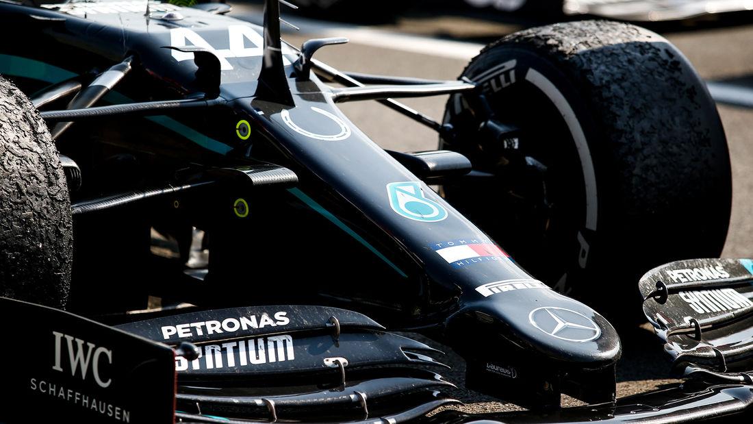 """Mercedes bi bio """"glup"""" kada ne bi očekivao ponavljanje problema s gumama"""