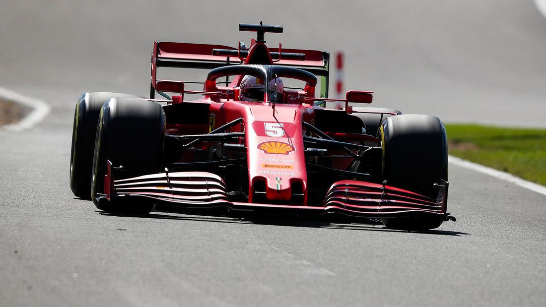 Vettel: Gore od ovog nije moglo