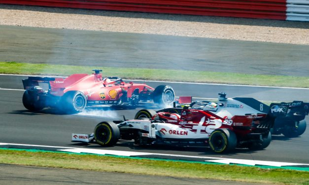 Vettel: Ferrarijeva strategija nije imala smisla