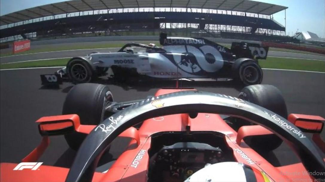 Binotto: Vettelova utrka je kompromitovana okretanjem a ne strategijom