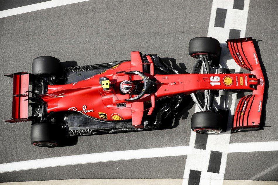 Ferrari: Leclercove performanse su bile 'čarobne'