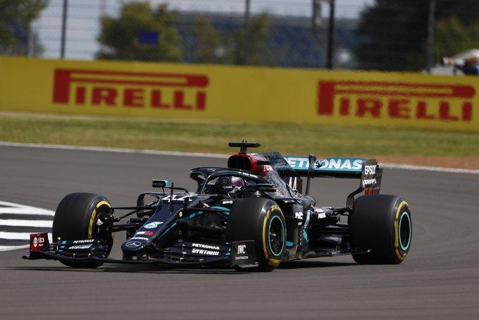 Lewis Hamilton osvaja VN Velike Britanije
