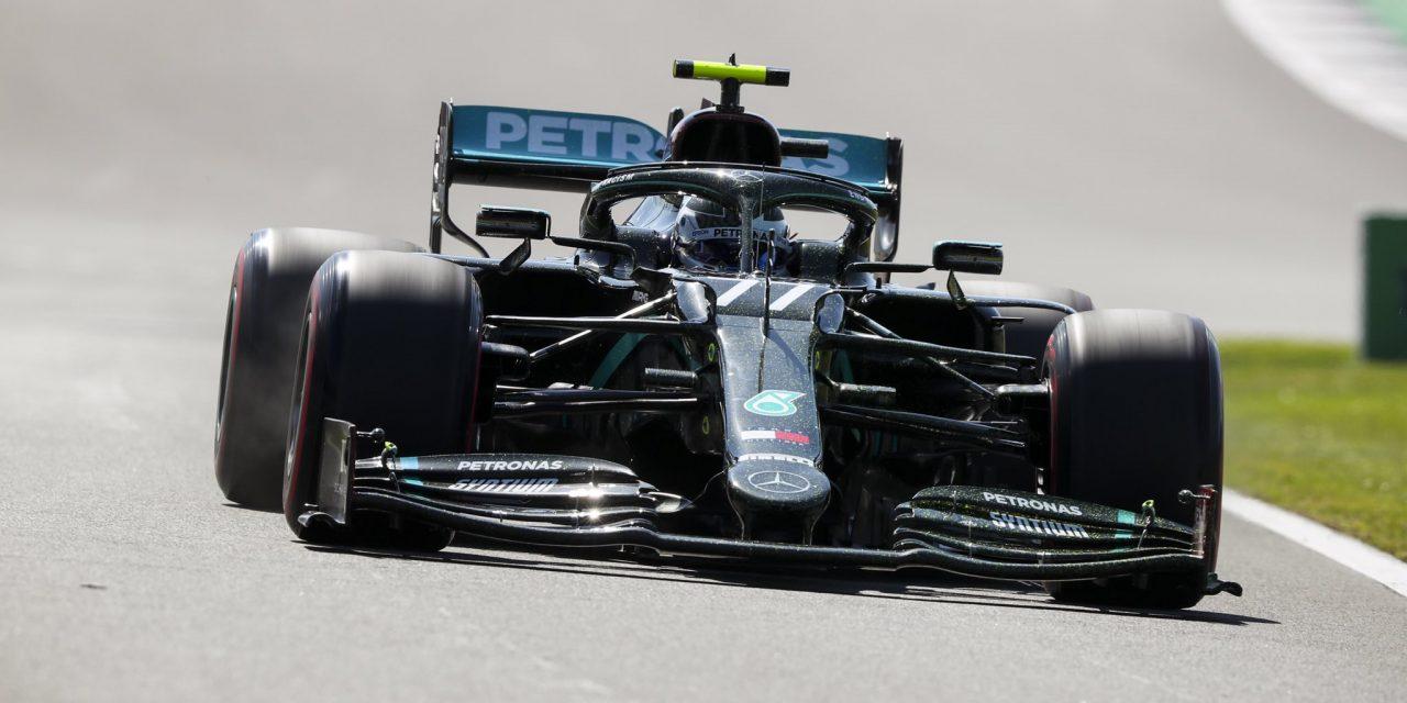 Valtteri Bottas najbrži pred kvalifikacije