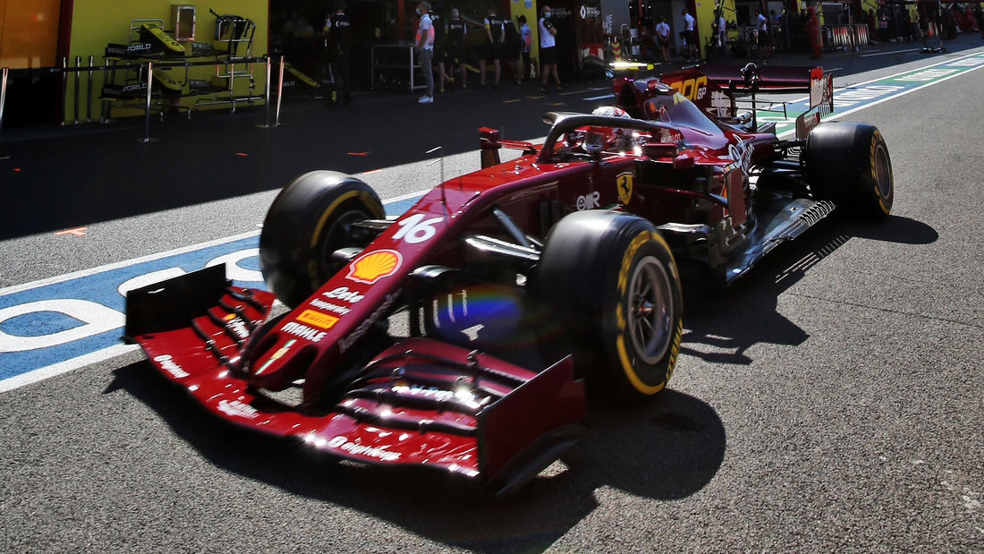 Leclerc: Jednostavno se nemam s čim boriti