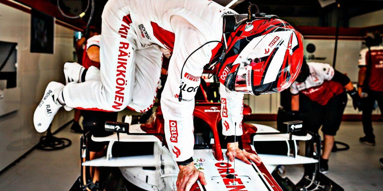 """Alfa Romeo: """"Kimi je naš prvi izbor za 2021. godinu"""""""