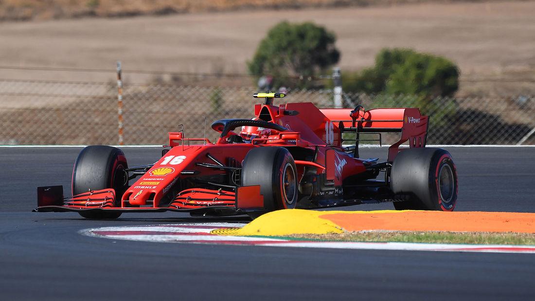 Leclerc će se pokušati boriti za postolje u utrci