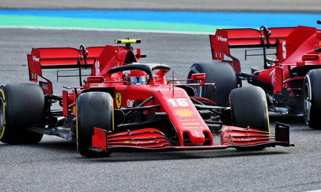 Vettel: Charles uvijek 'iscijedi' sve iz bolida