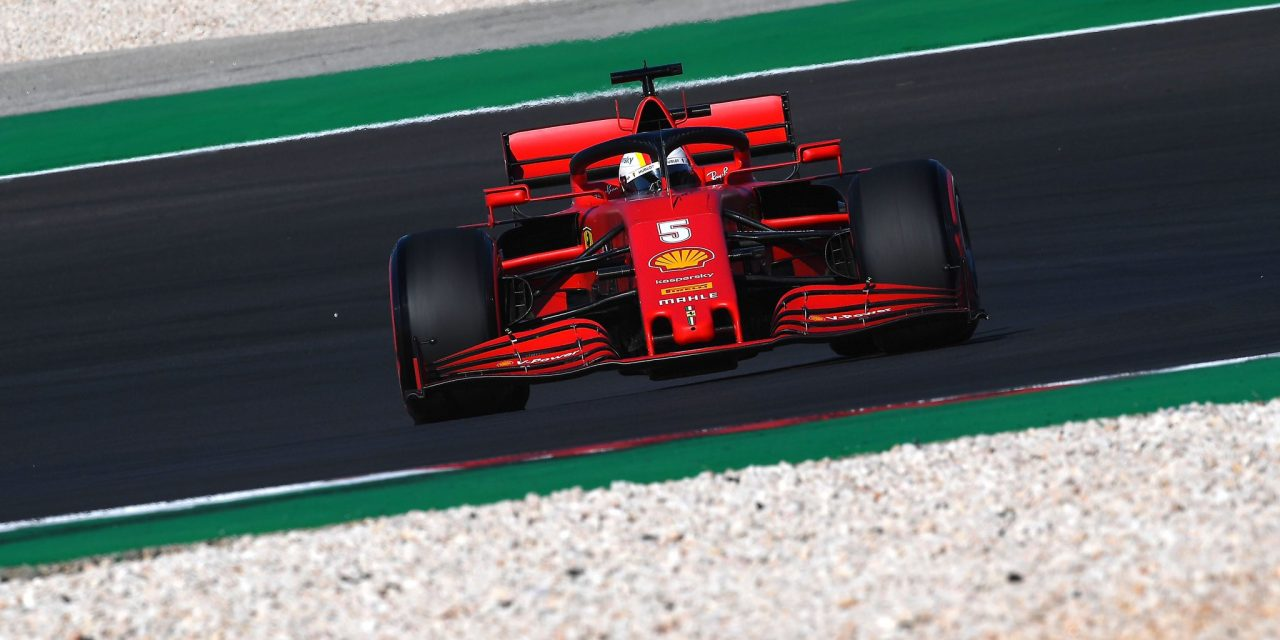 Vettel: Leclerc 'vozi u drugoj ligi' u odnosu na mene