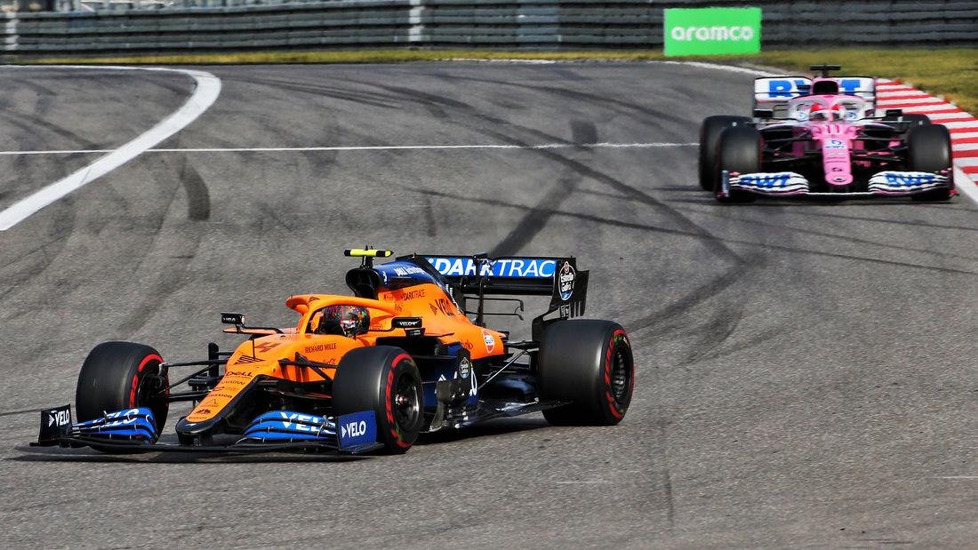 McLaren mora napraviti 'slijedeći korak sa bolidom' ako želi biti treći—Seidl