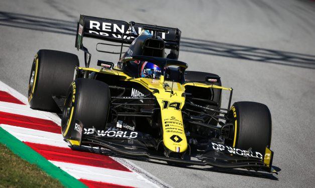 Alonso 'uzbuđen' zbog Renaultove trenutne forme i siguran da je mogu zadržati 2021.