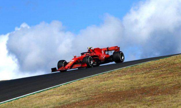 """Leclerc: Kvalifikacijski tempo je """"prilično obećavajući"""" za Ferrari"""
