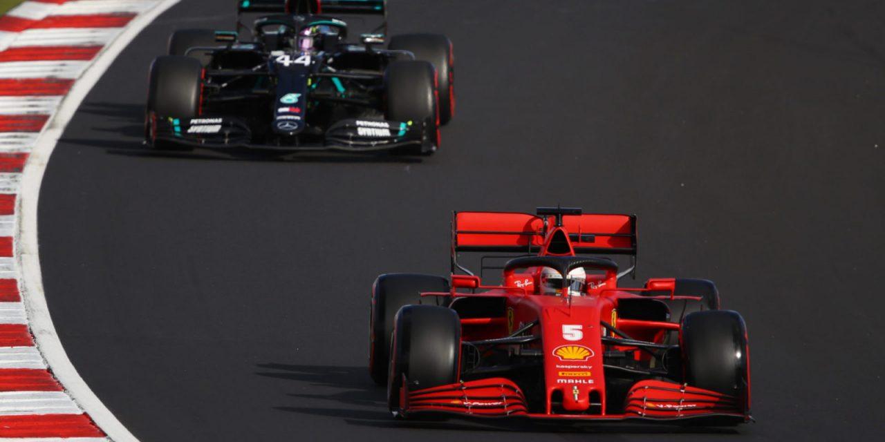 Hamilton: Nije mi bilo suđeno da vozim za Ferrari