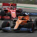 Sainza 'jako ohrabruje' Ferrarijev napredak u posljednjih nekoliko utrka