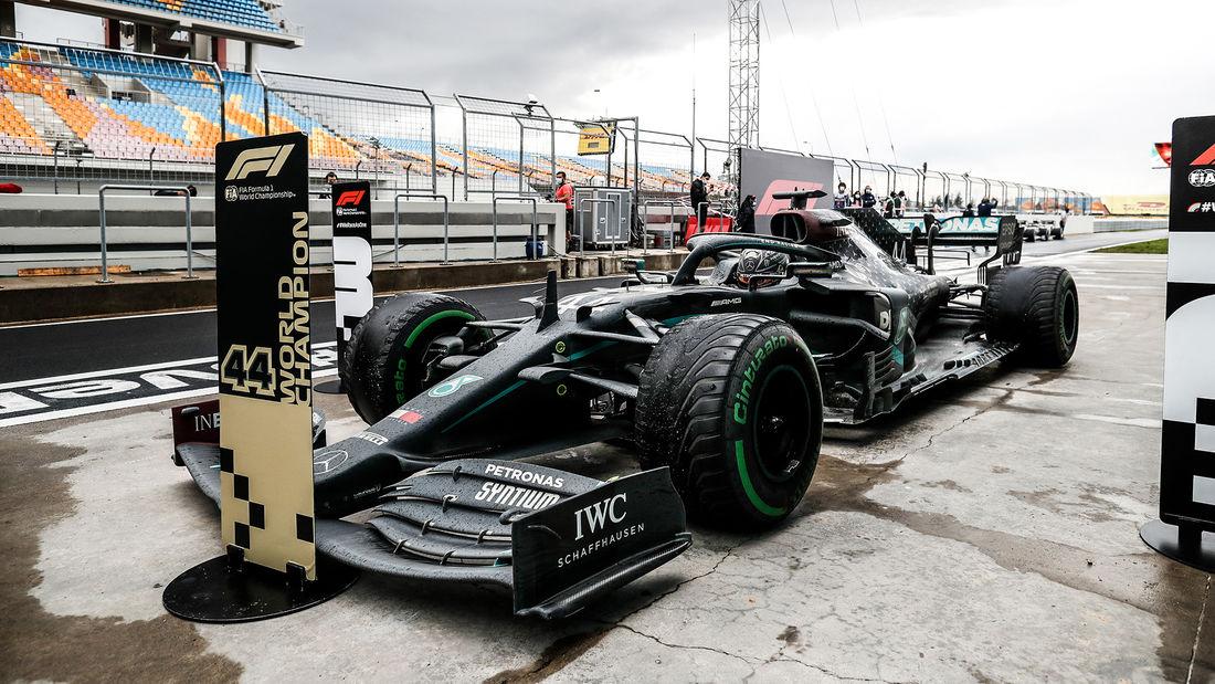 Hamilton: Naravno da vam je potreban 'sjajan' bolid da osvojite naslov