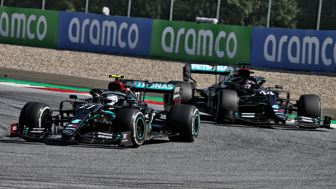 Bottas kaže da između njega i Hamiltona nema velike razlike