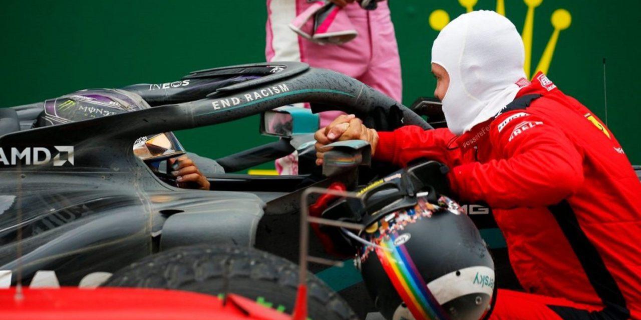 Marko: Hamiltonovi Mercedesi su 'daleko superiorniji' od Vettelovih Red Bullova