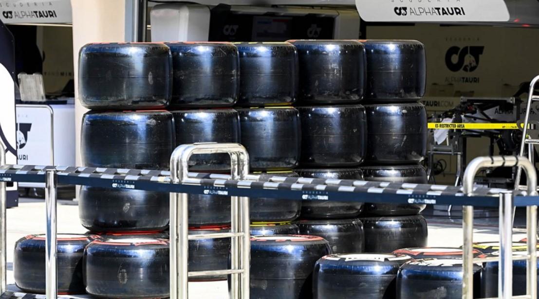 Vozači u Bahreinu i Abu Dhabiju testiraju gume za 2021.