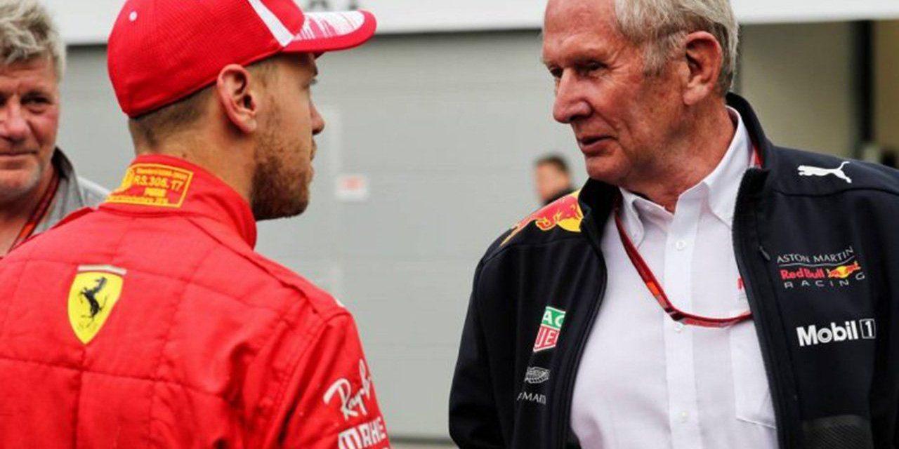 Marko: Vettel je mogao voziti za Red Bull ili Mercedes da je imao više strpljenja