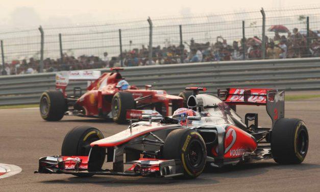Button 'umalo' prešao u Ferrari 2013.