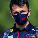 Albon vozi Ferrari kao dio Red Bullovog DTM programa