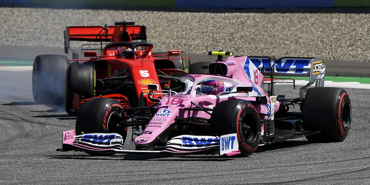 "Aston Martin: ""Vettel može pomoći da iz Strolla izvuče najbolje"""
