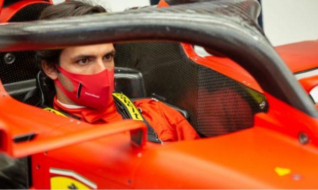 Sainz: Leclerc je za mene pravo mjerilo