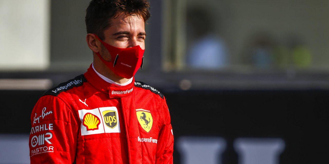 Leclerc se oglasio da je pozitivan