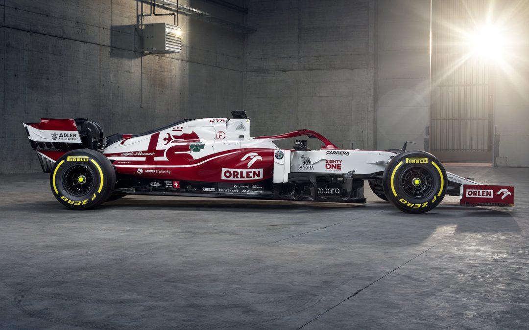 Alfa Romeo predstavio bolid za 2021.