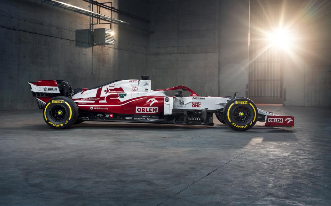 Alfa na novom C41 redizajnirala prednji kraj bolida