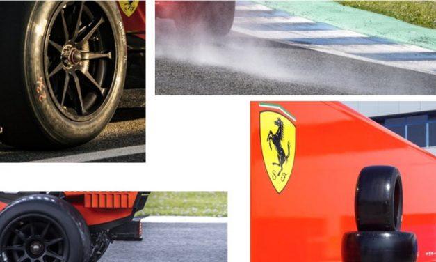 Ferrari i Pirelli završili trodnevni test