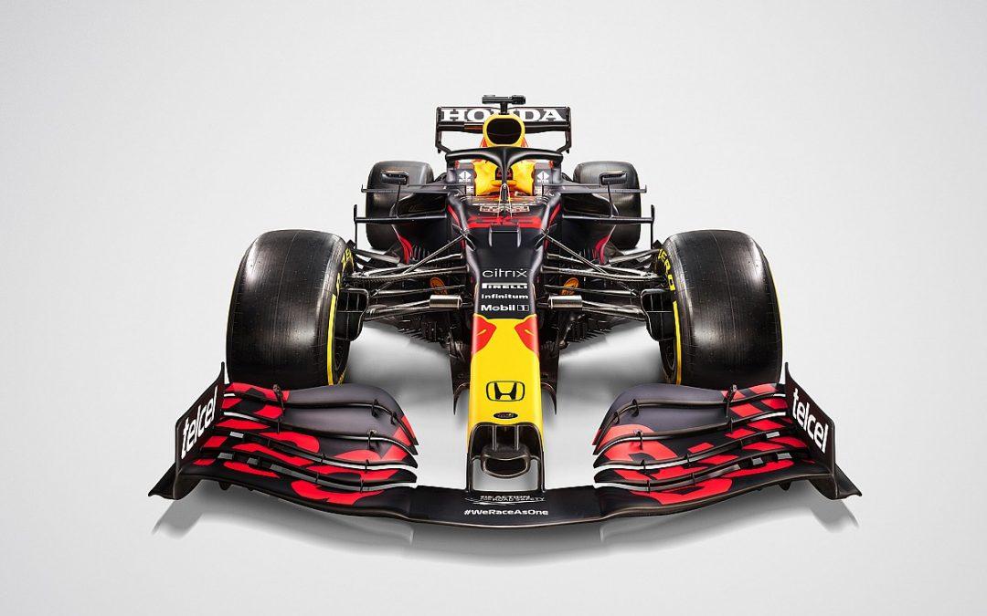Red Bull objavio slike novog bolida za 2021.