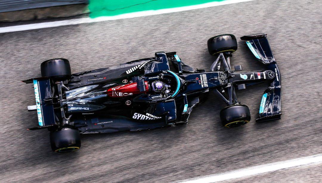 Lewis Hamilton osvaja pole position