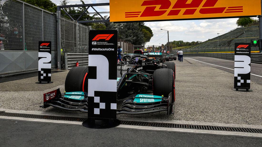 Wolff—Mercedes je izgubio 8 desetinki u odnosu na 2020.