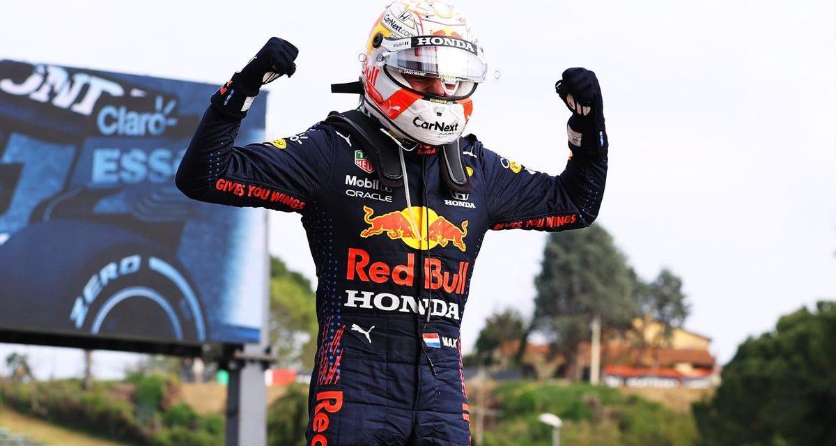 Brawn: Verstappen je promijenio način razmišljanja