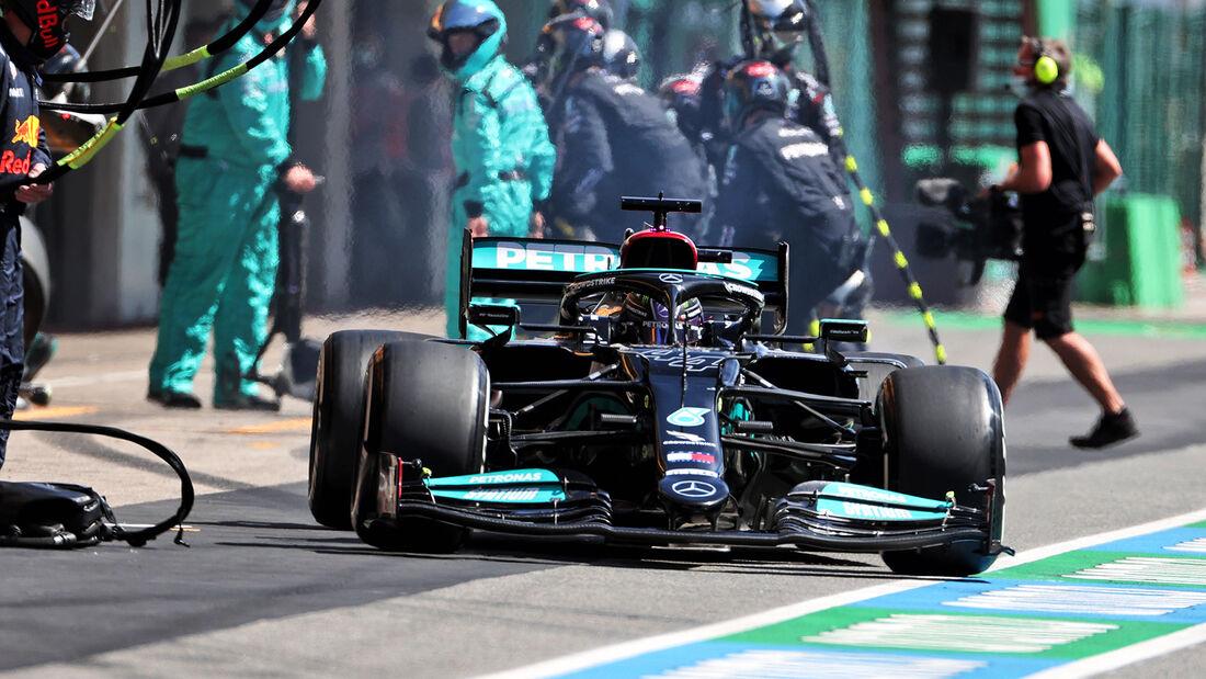 Hamilton priznaje da Pirelli ipak nije pogriješio sa odabirom guma za Portugal