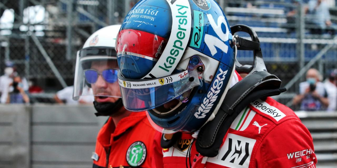 Leclercu 'teško prihvatiti' činjenicu da nije vozio VN Monaka