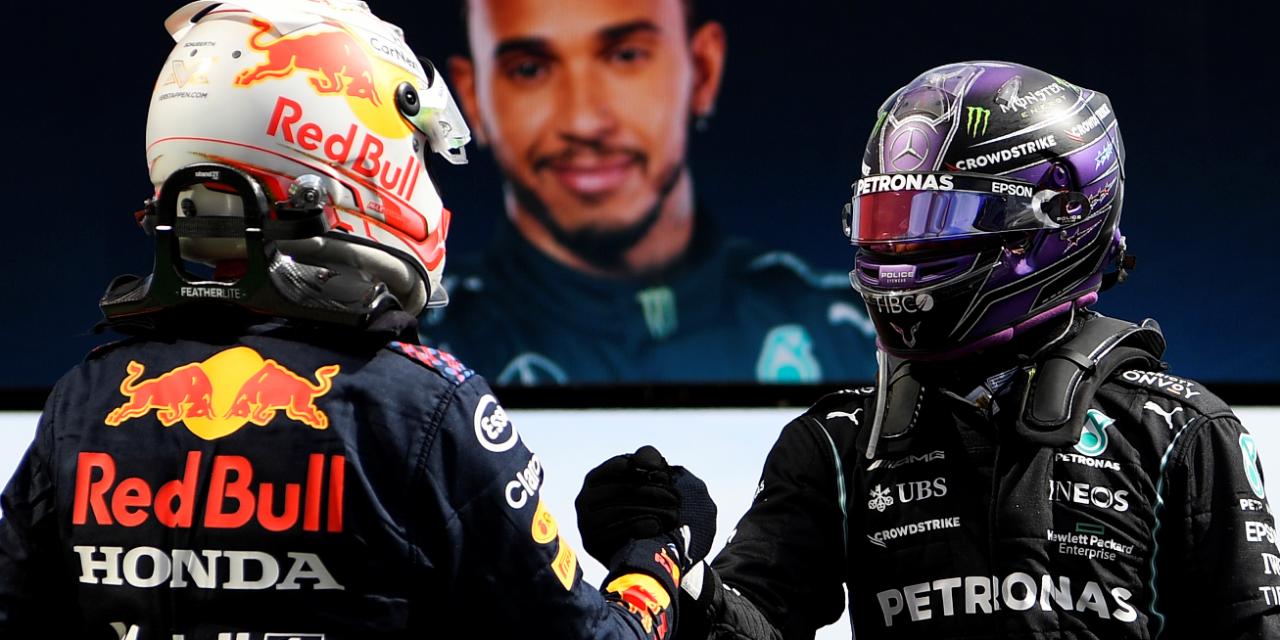 Rosberg: Max počinje shvatati koliko je Hamilton dobar