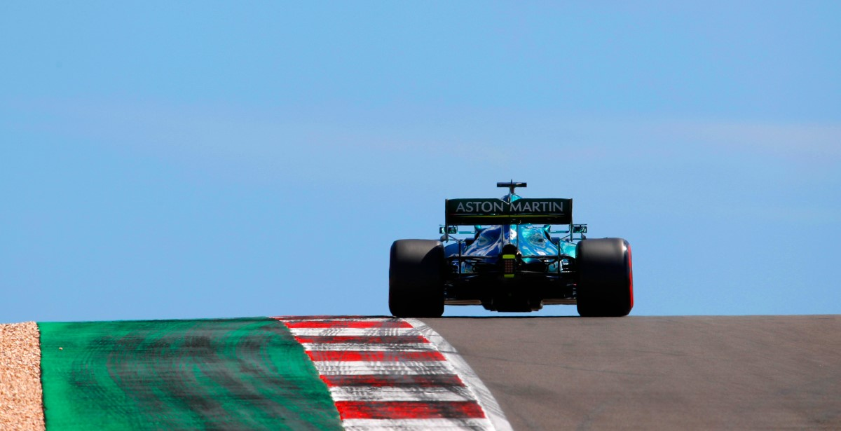 Vettel: Aston Martin prespor za bodove u Portugalu