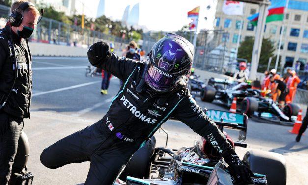 Hamilton: Drugo mjesto u kvalifikacijama je 'ogroman uspjeh' za Mercedes