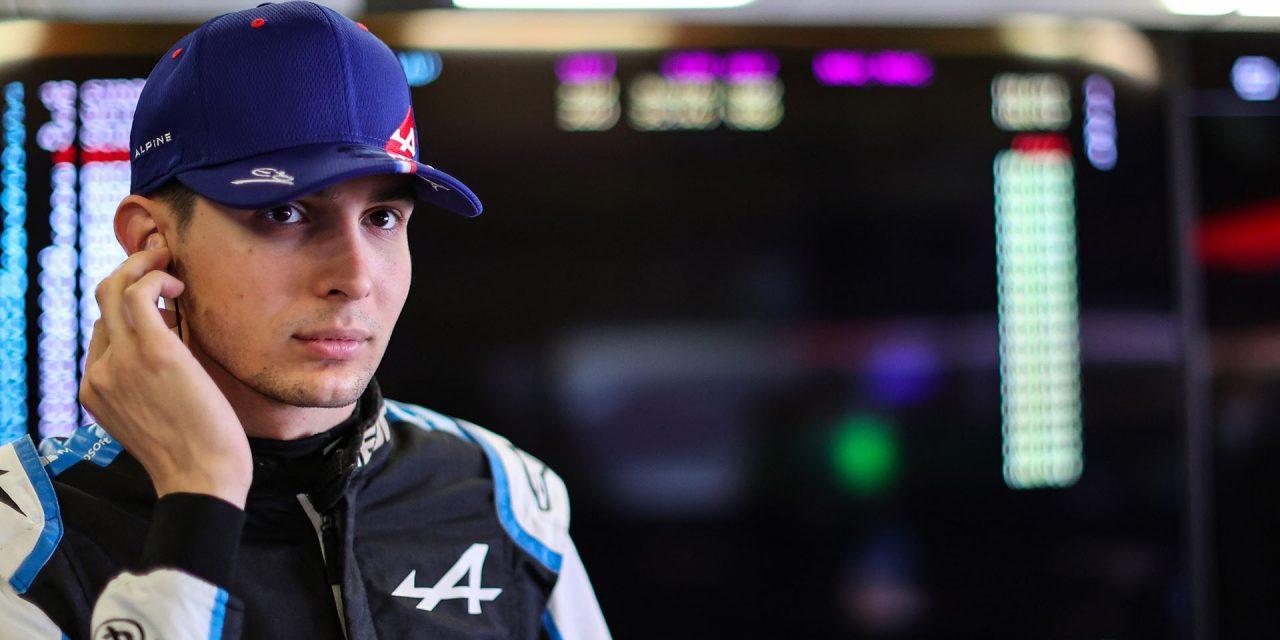 Esteban Ocon ostaje vozač Alpine do 2024. godine